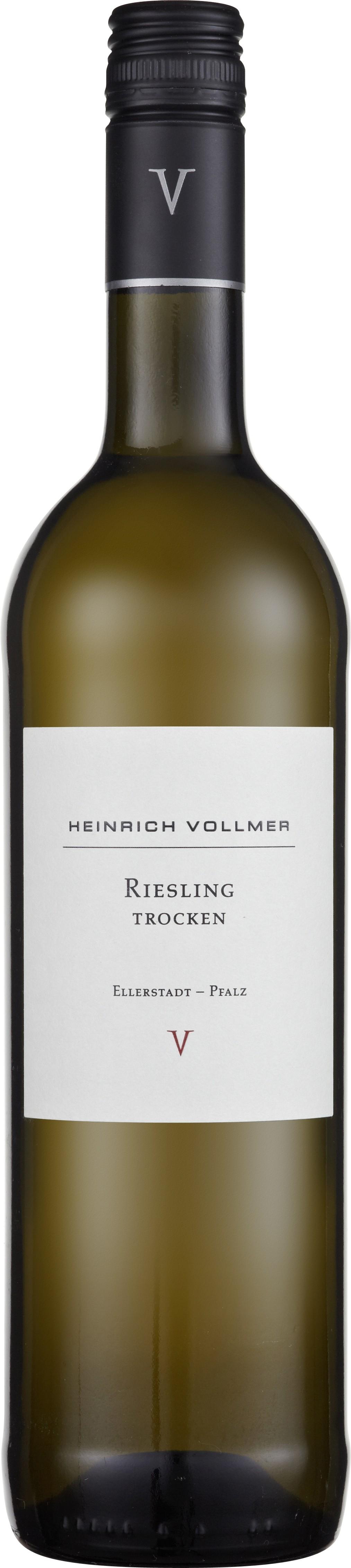 Heinrich Vollmer, Riesling trocken 0,75L