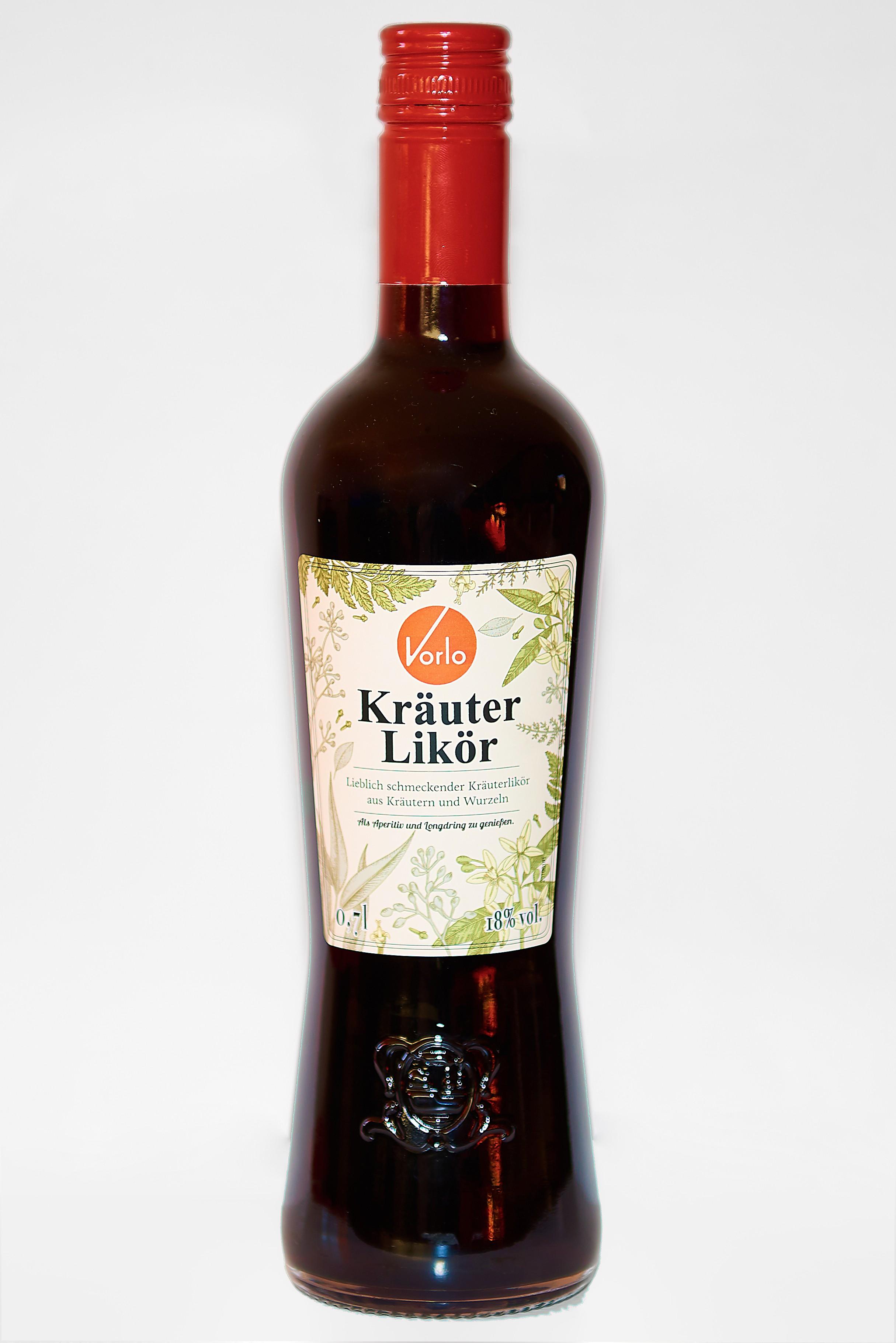 Vorlo Kräuter Likör 0,70L